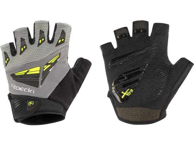 Roeckl Iron Guantes, grey